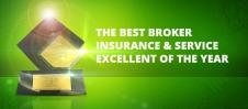 FBS получила премию «Лучший сервис и страхование средств. Безупречный брокер года»!