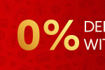 0% commission for deposits / withdrawals of funds from FortFS