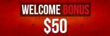 Новая акция от компании Fort Financial Services «Welcome Bonus $50»!