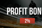 Start of a new FortFS bonus offer PROFIT BONUS