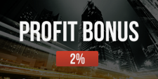 Fortfs 開始一個新的 Profit bonus 獎金行動。
